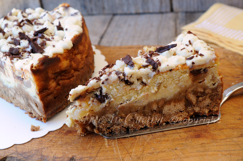 Cheesecake Ricotta E Pera Al Forno Facile E Veloce