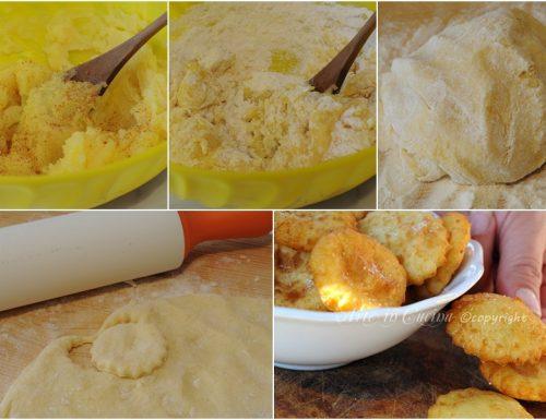 Frittelline di patate salate ricetta sfiziosissima