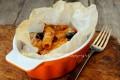 Pasta al cartoccio con melanzane ricetta facile