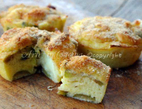 Sformato di patate e zucchine con olive ricetta facile