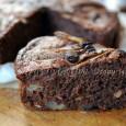 Torta pere e cioccolato con nocciole e yogurt vickyart arte in cucina