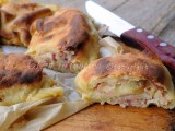 Ciambella salata di patate e farina ripiena vickyart arte in cucina