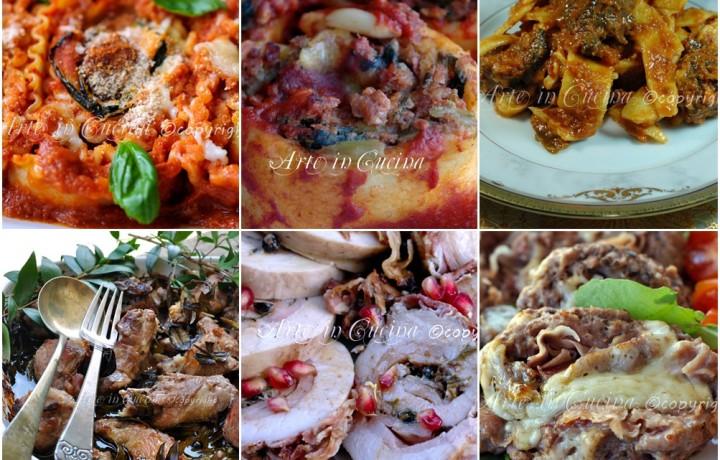 Menu Natale 2014 ricette a base di carne
