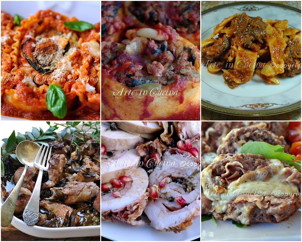 Menu natale 2014 ricette a base di carne arte in cucina - A tavola con guy ricette ...