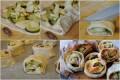 Rotolini con zucchine e provola stuzzichini veloci