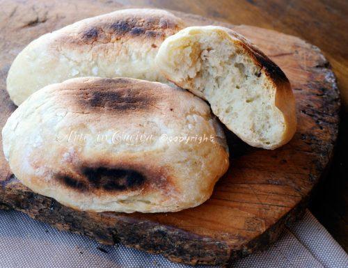 Bat bot pane in padella ricetta marocchina