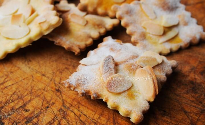 Crackers senza lievito mele e cannella veloci