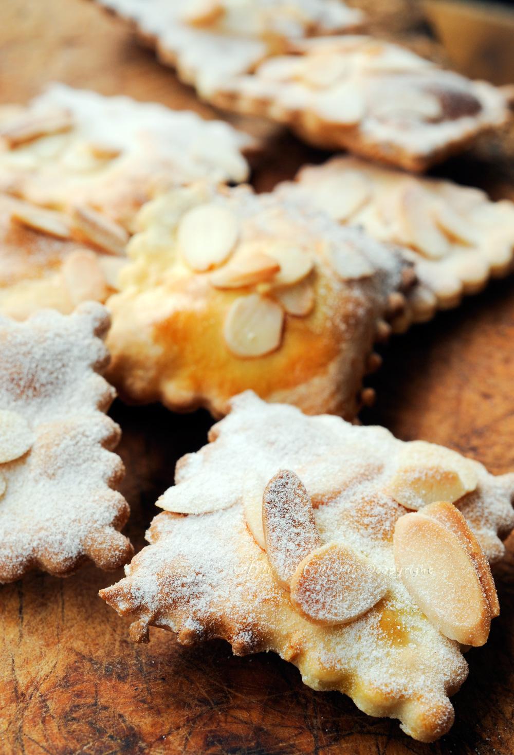 Crackers senza lievito mele e cannella veloci vickyart arte in cucina