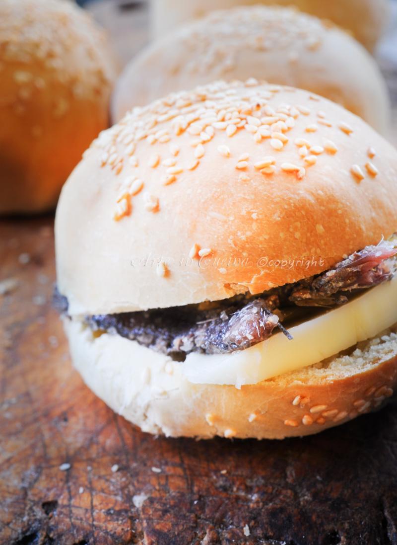 Muffolette siciliane panini al sesamo vickyart arte in cucina