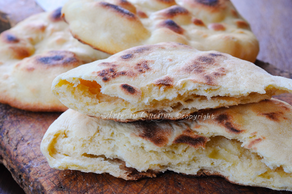Ricetta bimby pane senza lievito