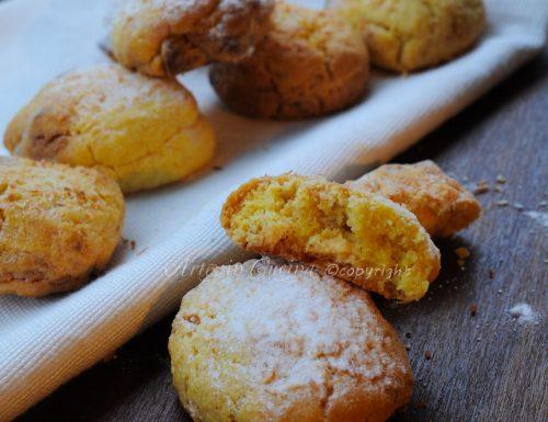 Biscotti al cocco e cioccolato bianco facili veloci