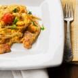 Carbonara di baccala ricetta facile vickyart arte in cucina