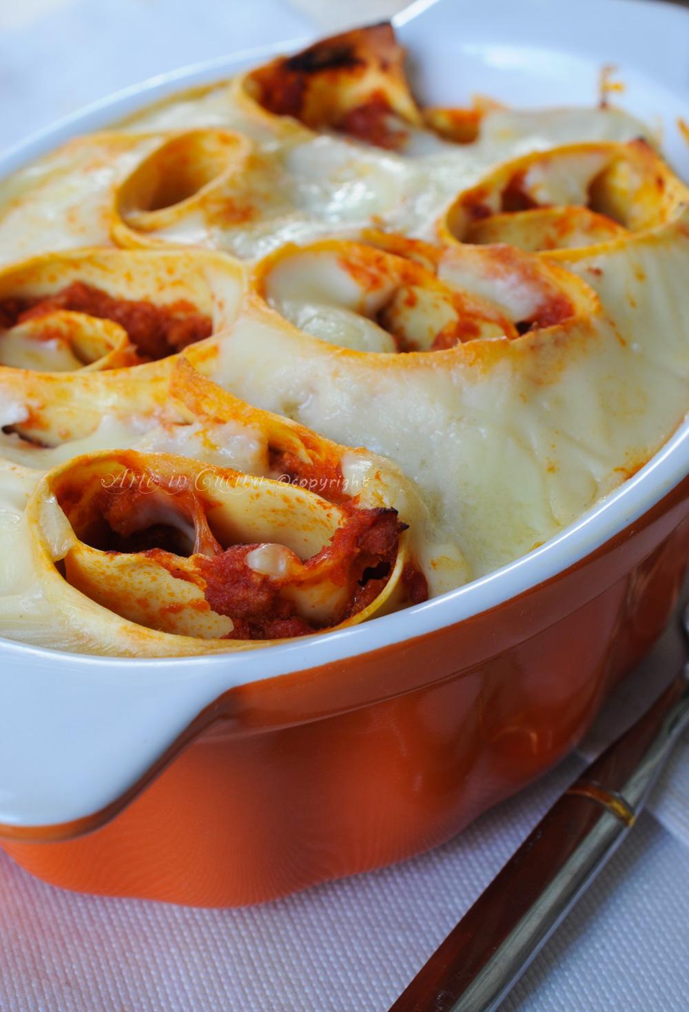 Girelle di lasagne al forno alla bolognese vickyart arte in cucina