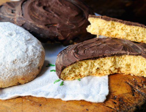 Lebkuchen biscotti speziati al cioccolato Norimberga