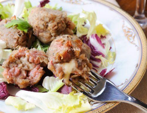 Polpette di lenticchie e cotechino ricetta capodanno