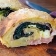 Polpettone di patate con prosciutto e formaggio vickyart arte in cucina