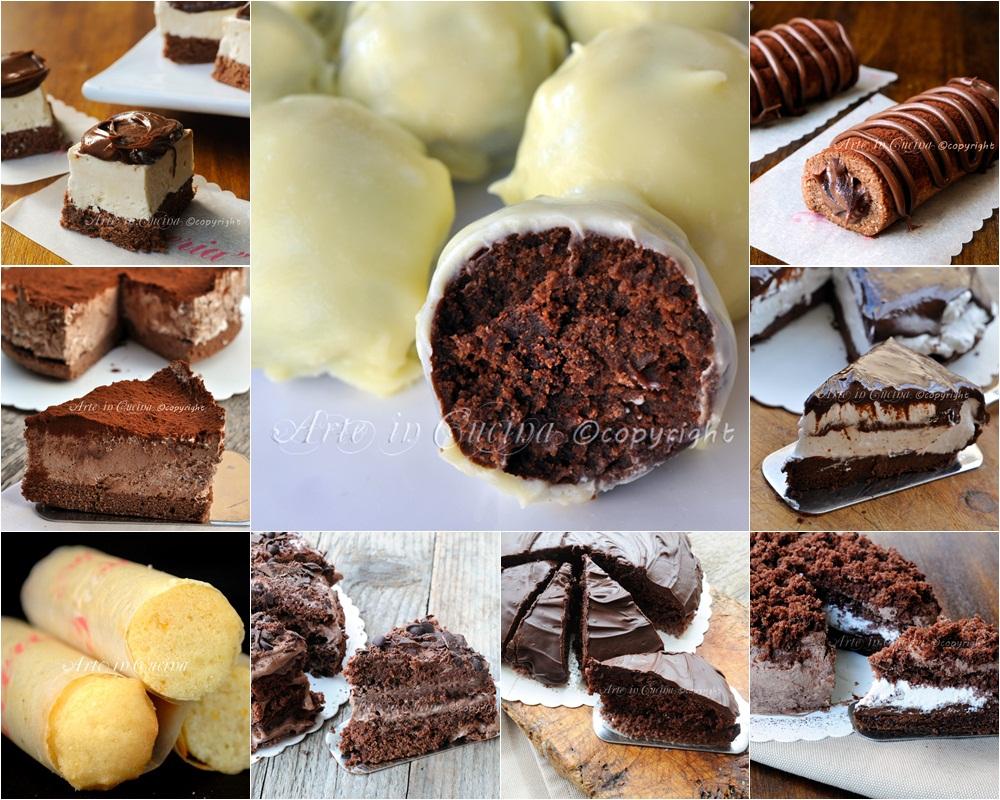 Ricette dolci per capodanno arte in cucina for Ricette facili dolci