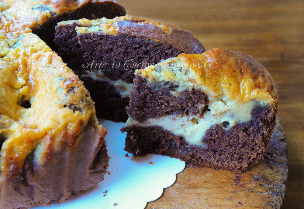 Torta nua cremosa al caffe con mascarpone arte in cucina for Cucina dolce