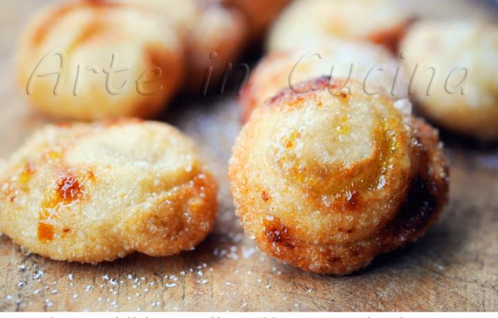 Arancini di carnevale ricetta marchigiana
