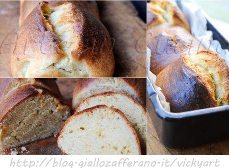 Brioche Nanterre di Herme ricetta francese