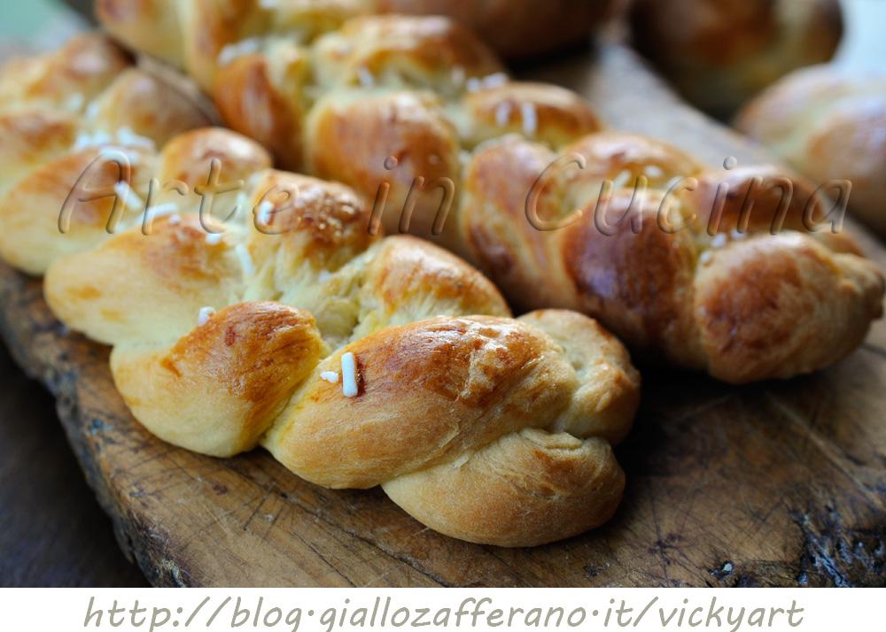 La ricetta delle brioche napoletane è molto semplice, sono perfette a ...