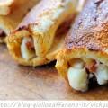 Cannelloni di pancarrè con tacchino e formaggio vickyart arte in cucina