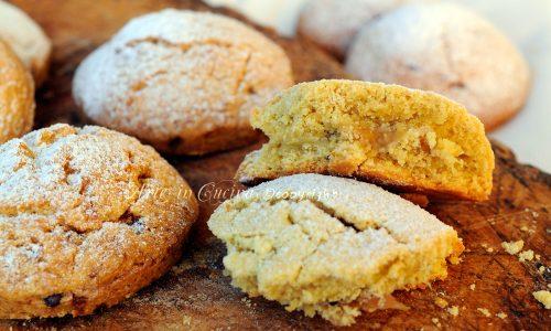 Cerchietti irlandesi biscotti alle mele veloci