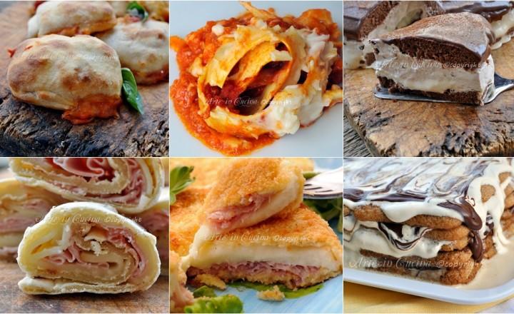 Primi piatti al forno arte in cucina for Ricette primi piatti veloci bimby