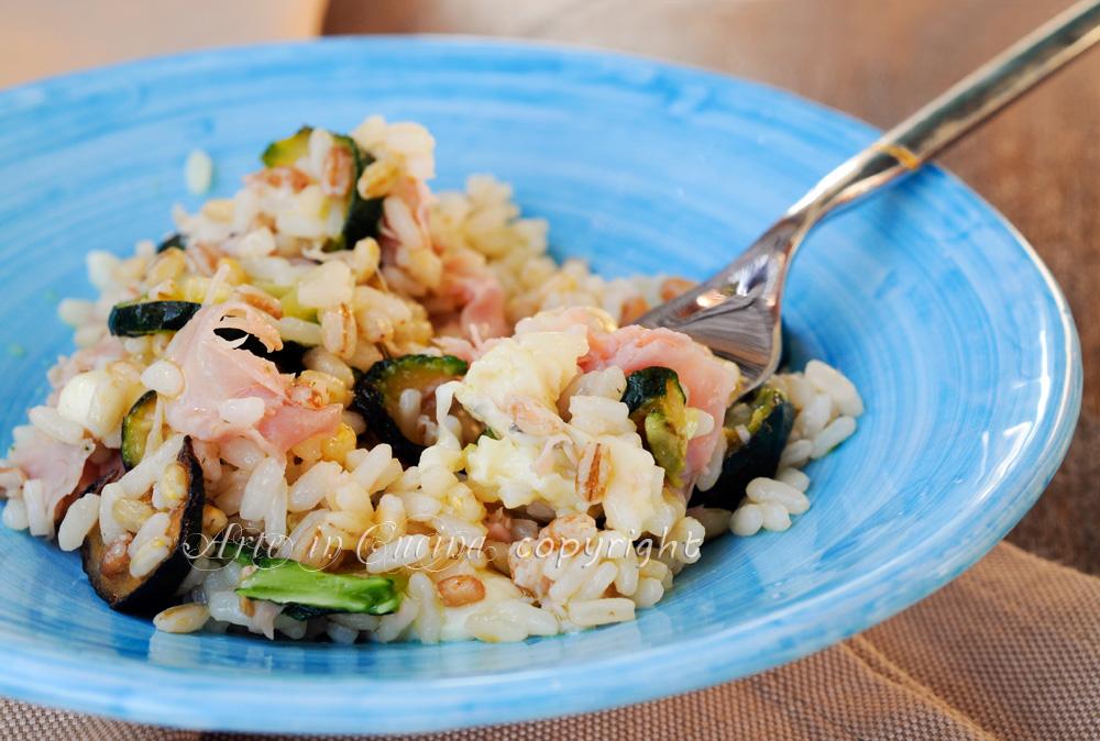 riso per dieta ricetta