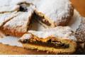 Crostata con nutella e philadelphia