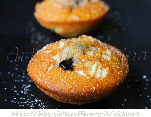 Tortine morbide alla marmellata facili e veloci