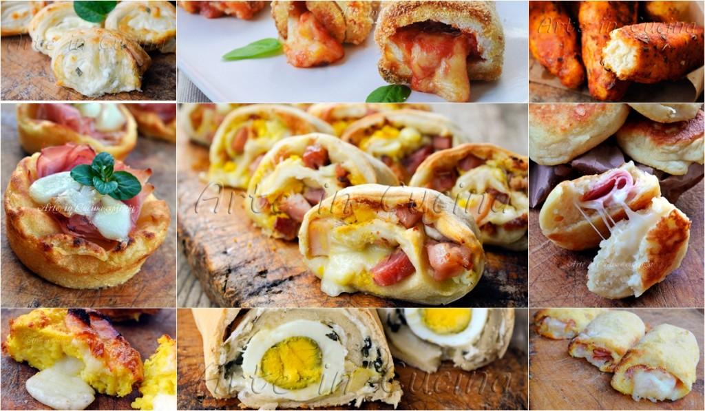 Antipasti menu di pasqua ricette facili e sfiziose arte for Ricette facili cucina