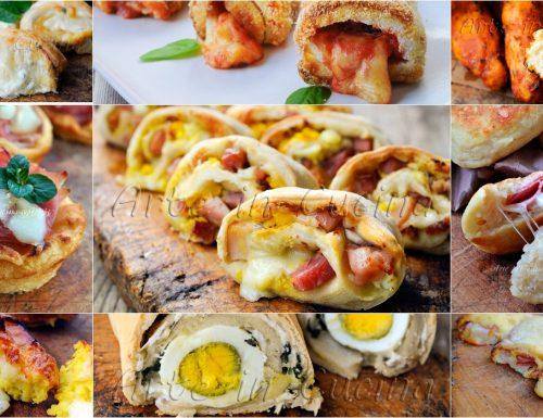 Antipasti menu di Pasqua ricette facili e sfiziose
