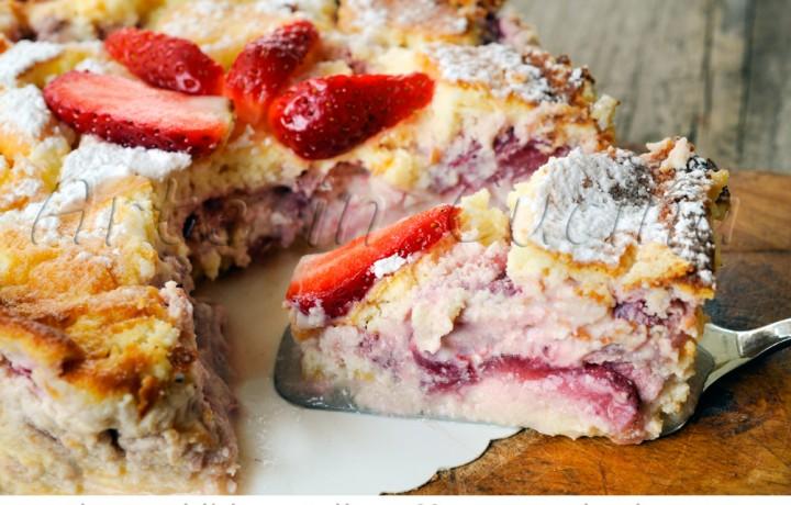 Cheesecake brooklyn alle fragole
