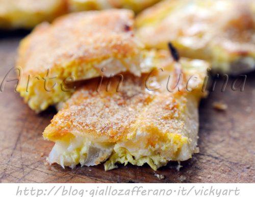 Frittata di finocchi al forno