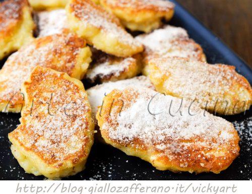 Frittelle di riso dolci di S.Giuseppe ricetta Toscana