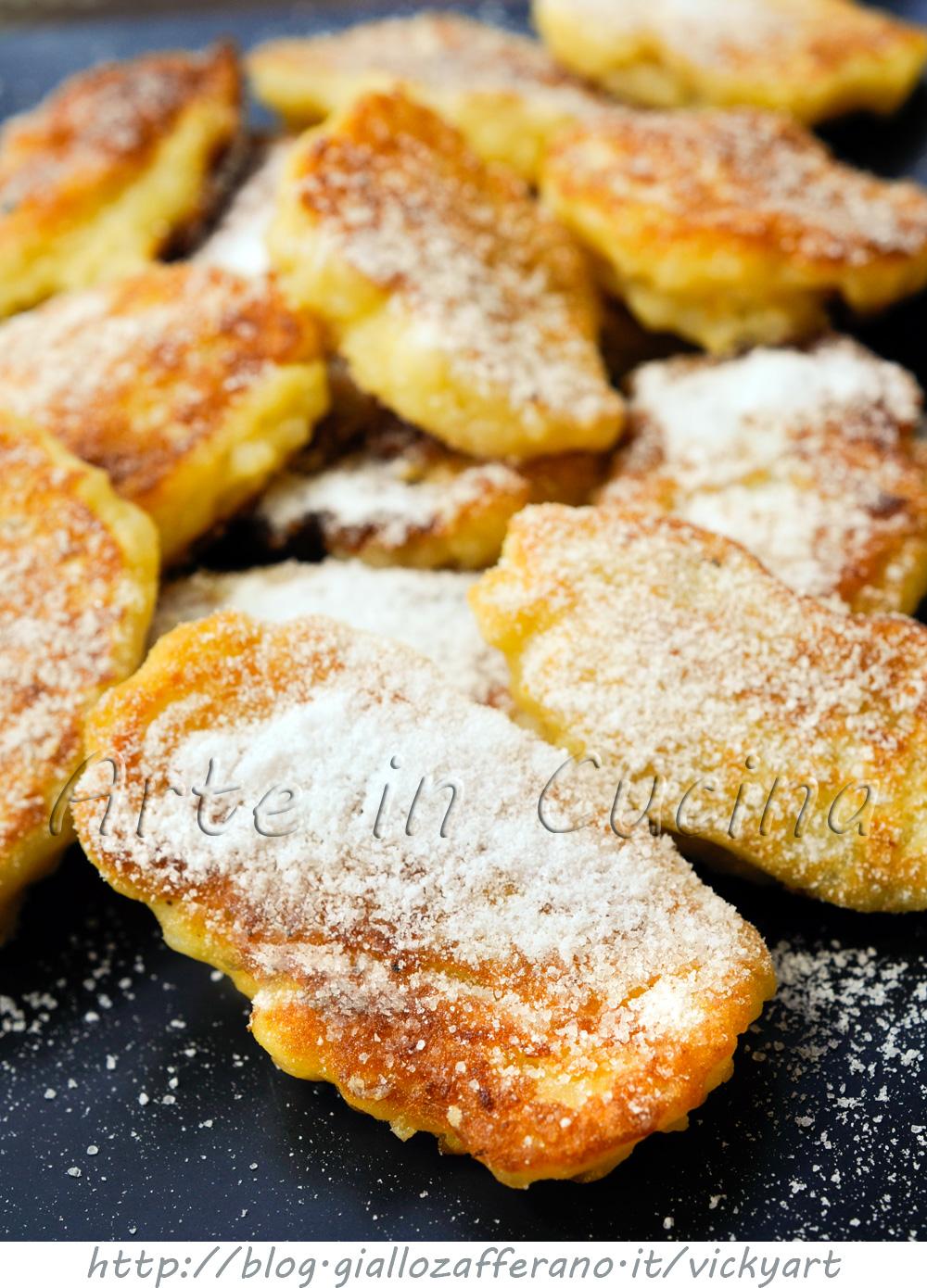 Frittelle di riso dolci di s giuseppe ricetta toscana arte in cucina - Cucina macrobiotica dolci ...