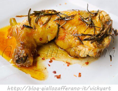 Pollo alla diavola ricetta facile in padella