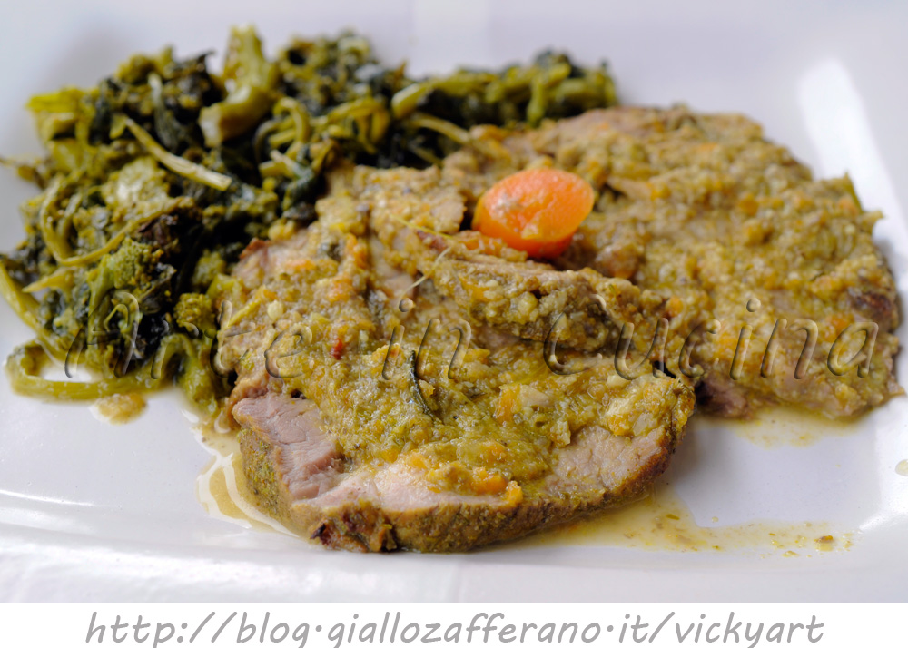 Arista al forno ricetta facile e veloce vickyart arte in cucina