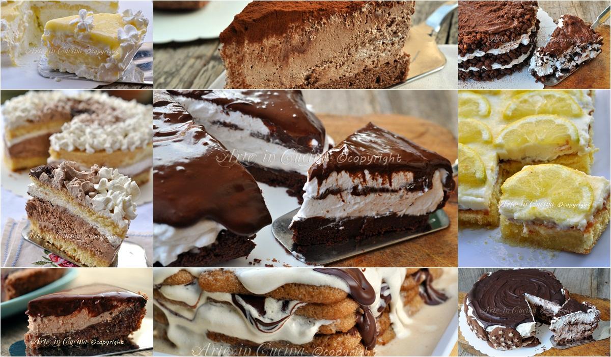 Dolci per pasqua ricette torte e semifreddi facili arte for Ricette facili dolci