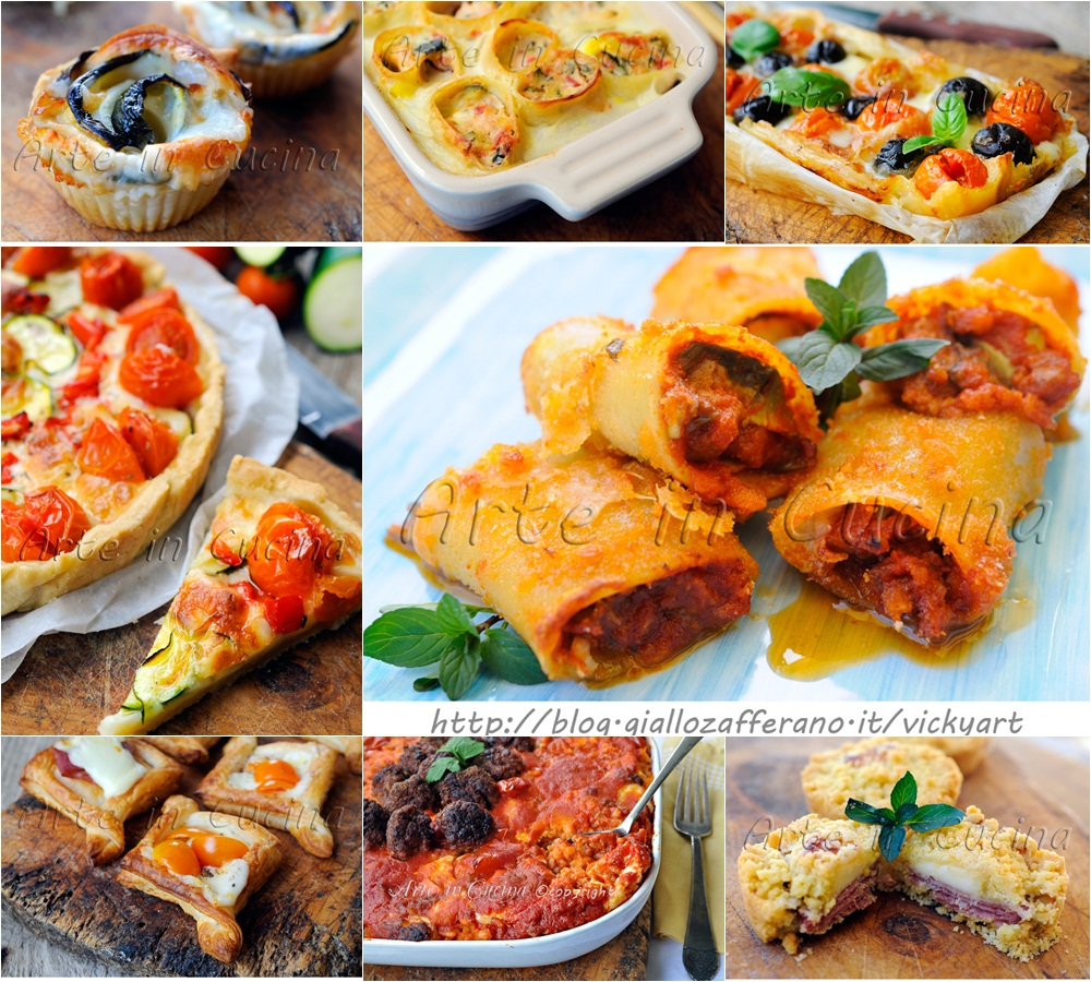 Super Ricette per la festa della mamma menu facile | Arte in Cucina CO32
