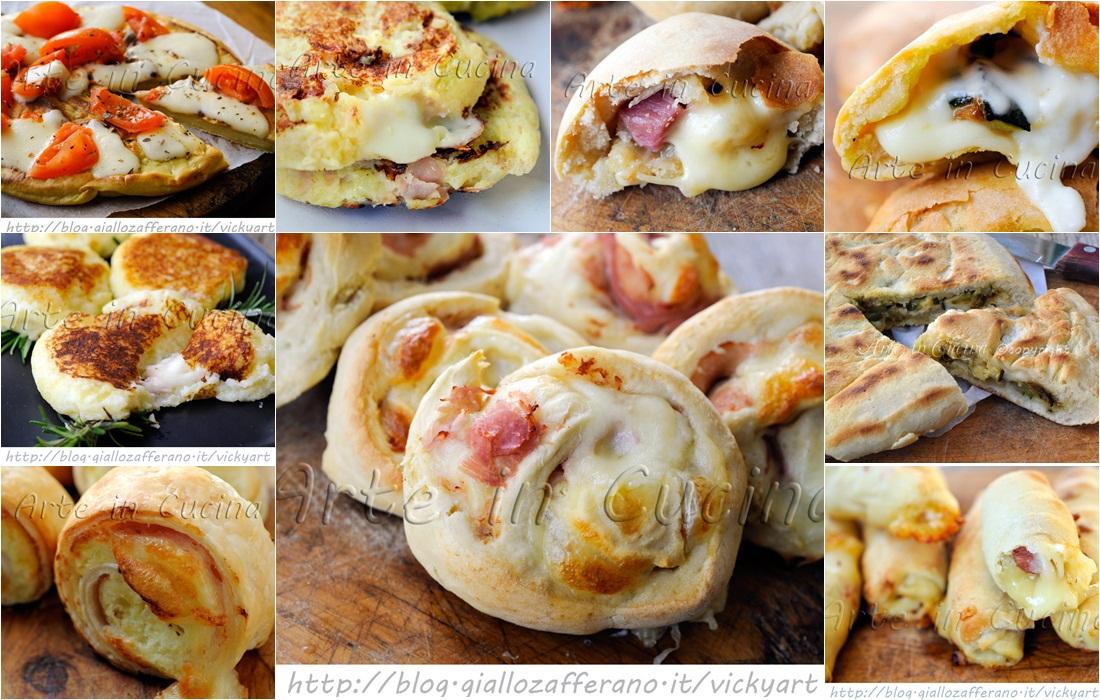 Ricette sfiziose per pic nic facili e veloci arte in cucina for Ricette di cucina italiana facili