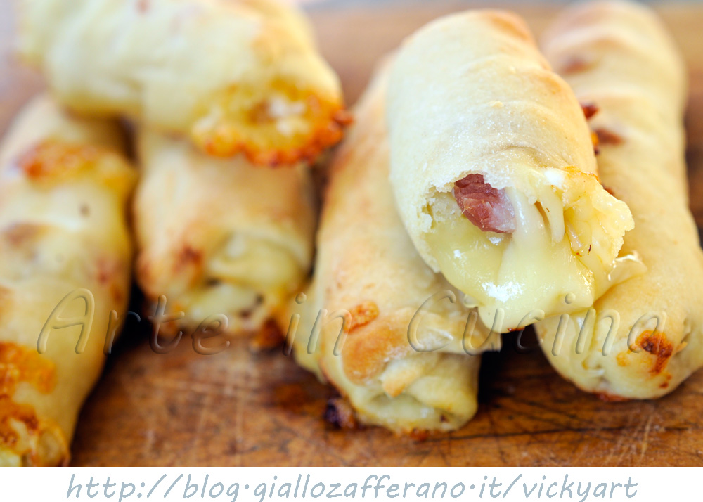 Sigari di pasta phillo salati ripieni sfiziosi veloci for Pasta ricette veloci