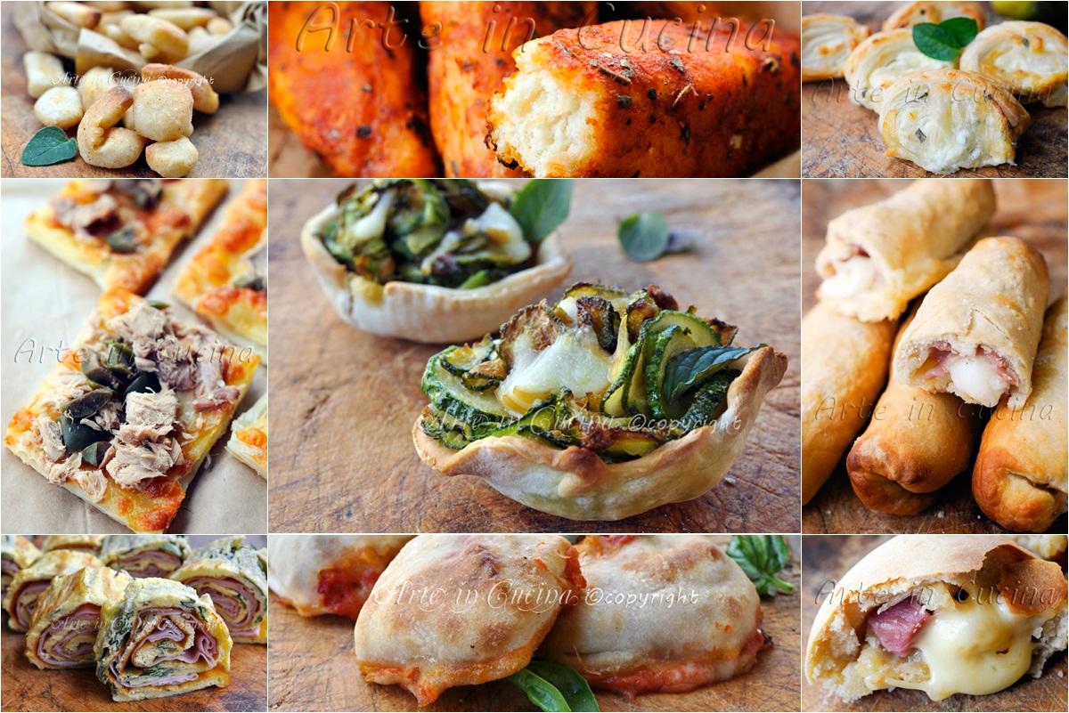 Stuzzichini e antipasti velocissimi e sfiziosi vickyart arte in cucina