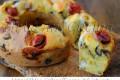Ciambella con melanzane e provola ricetta veloce