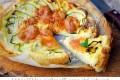 Crostata con ricotta e zucchine ricetta salata