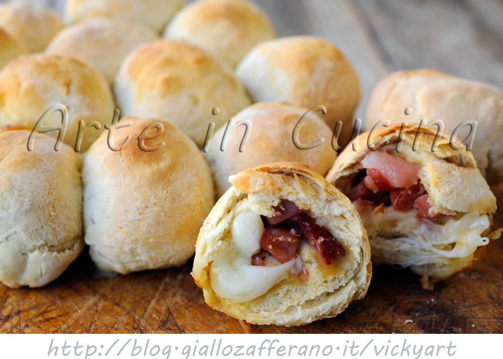 Favori Danubio salato veloce anche bimby per feste | Arte in Cucina LS77