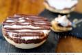 Mini cheesecake al tiramisu e cioccolato