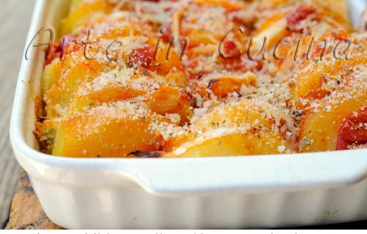 Patate raganate ricetta facile