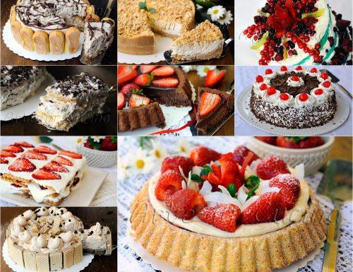 Ricette dolci per la festa della mamma
